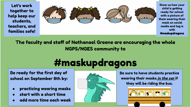 Using a Mask at NGES