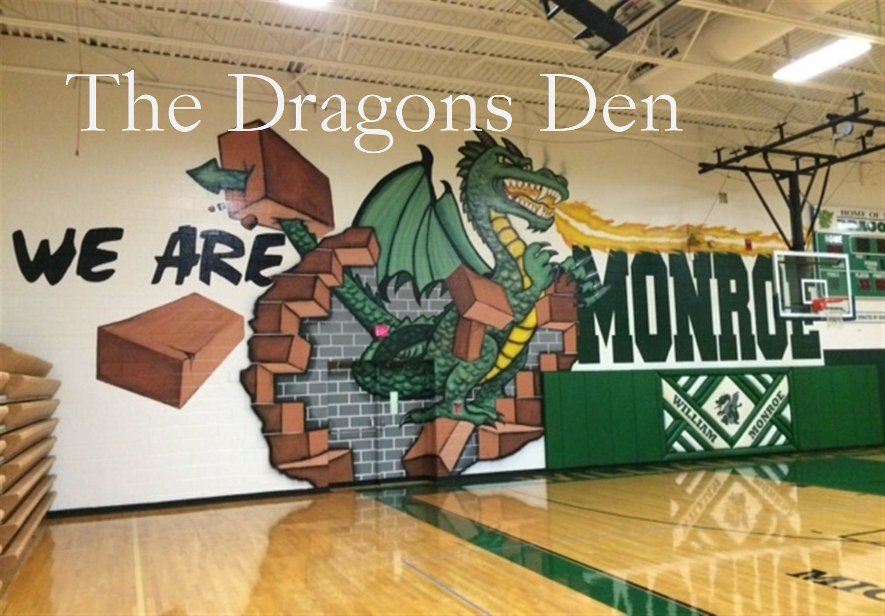 William Monroe High School / Homepage